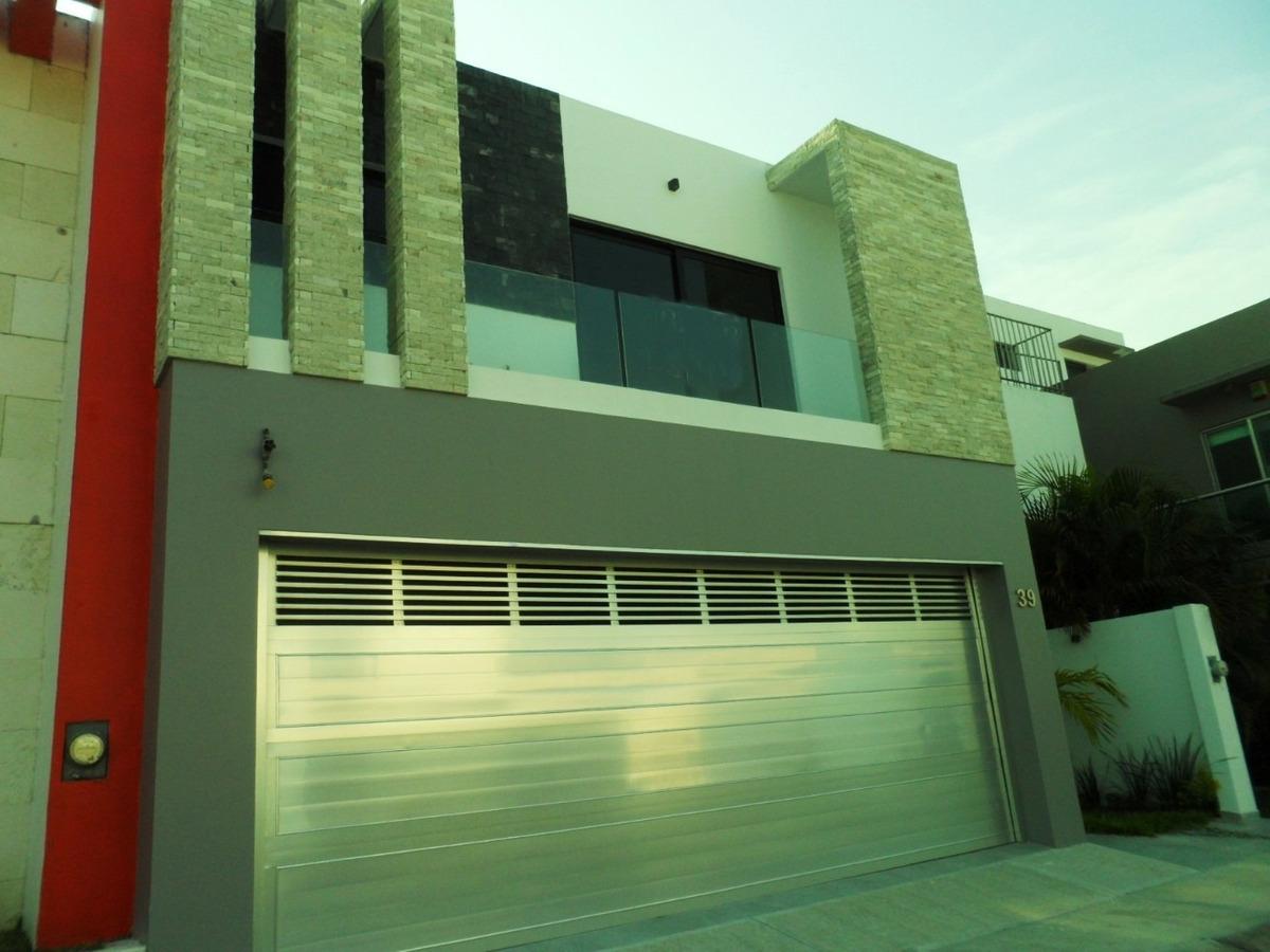 casa en venta nueva en veracruz en las palmas