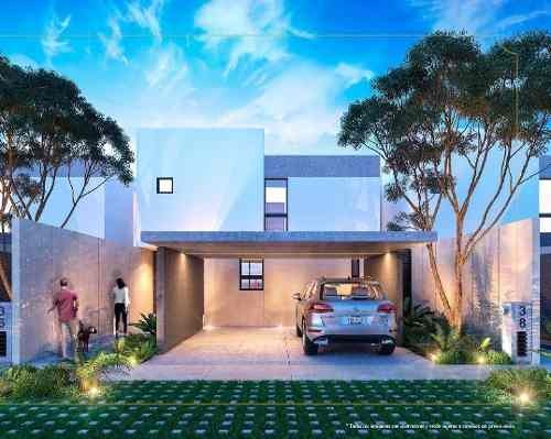 casa en venta palta 152, cholul (mod. e)