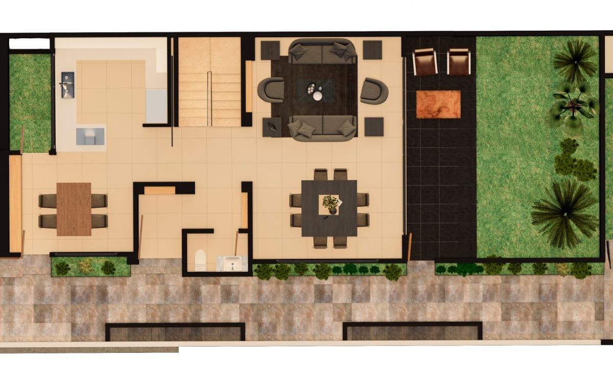 casa en venta, parque san andrés, coyoacan
