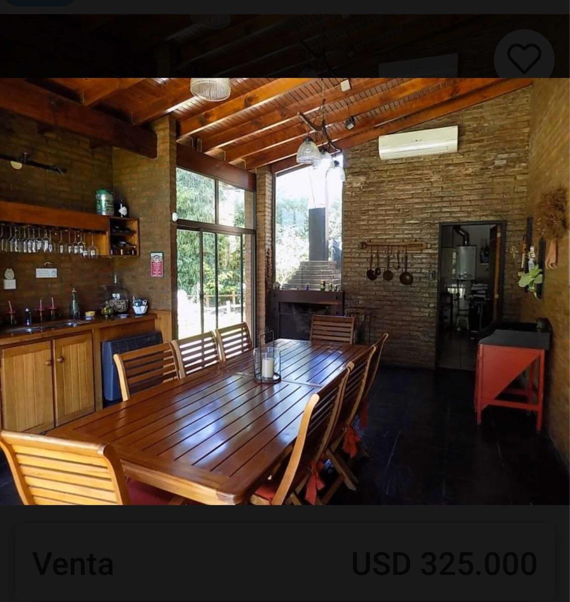 casa en venta. pilar mapuche km 49.dormitorios 4 - 2 lotes