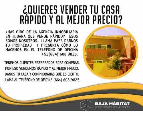 casa en venta pinos tijuana 3 recamaras