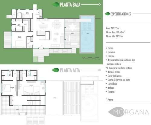 casa en venta playa del carmen q.r. morgana-lanzerote 9