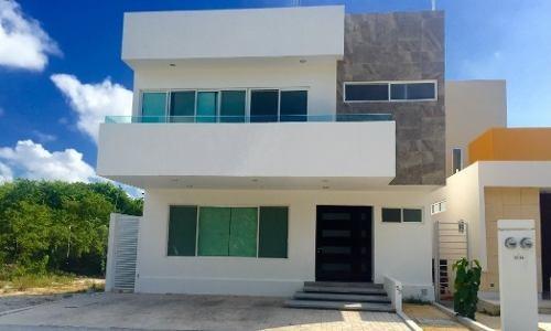 casa en venta - playa del carmen - residencial encuentro