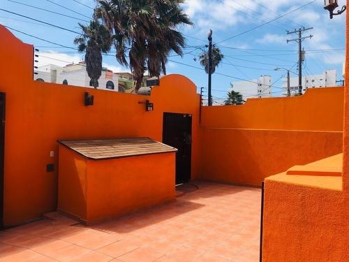casa en venta, playas de tijuana, con alberca frente al mar
