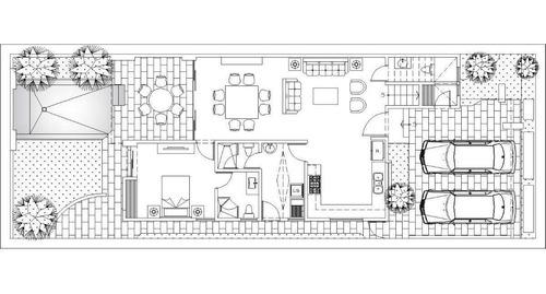 casa en venta privada amara, santa gertrudis copó (mod. arrecife)