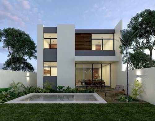 casa en venta privada arbórea, conkal  (91)
