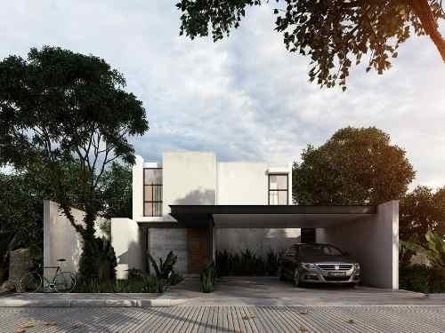 casa en venta privada arbórea, conkal (mod. a)