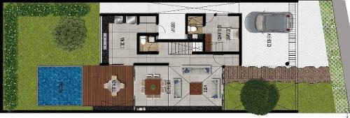casa en venta, privada astoria 34, temozón