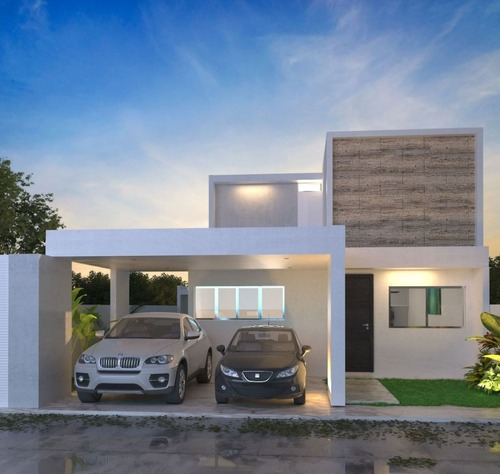 casa en venta privada avenida conkal (casa 63)
