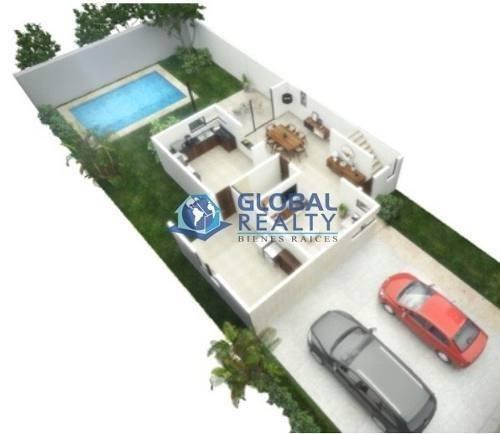 casa en venta, privada cerca de universidad modelo. cv-4586