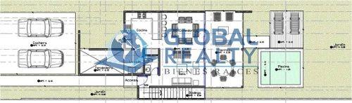 casa en venta, privada, conkal, zona universidades. cv-5491