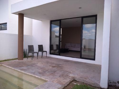 casa en venta, privada en conkal, zona mérida cv-5702