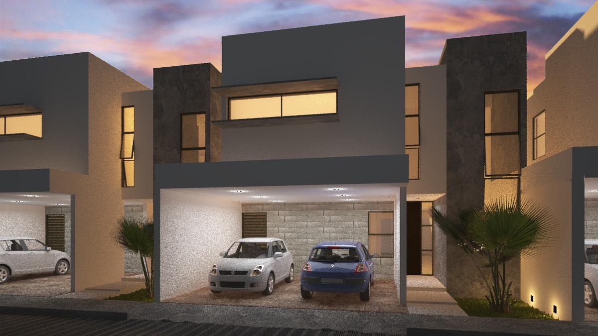 casa en venta, privada en montebello. zona norte. cv-5501