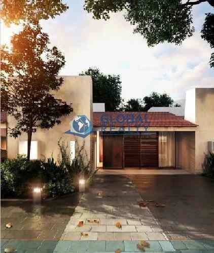 casa en venta, privada en santa rita cholul. cv-4904