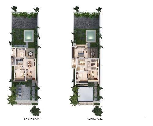 casa en venta, privada en zona de alta plusvalía. cv-5647