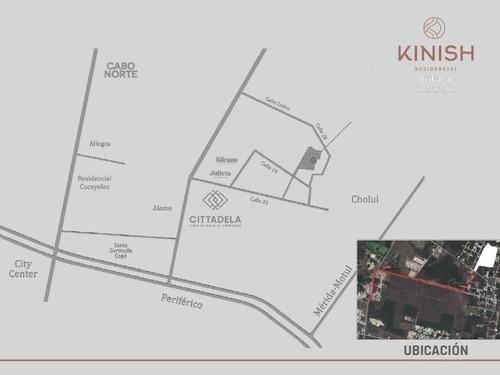 casa en venta privada kinish, tixcuytun