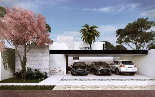 casa en venta privada malva, conkal (mod. f)