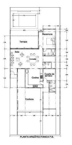 casa en venta privada parque natura, cholul (dzidzilche 41)