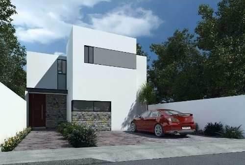 casa en venta, privada santa isabel, conkal (mod. 150)