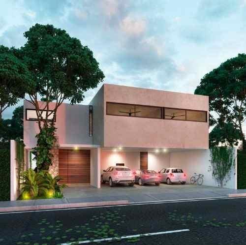casa en venta, privada ubicada en temozón. cv-4866