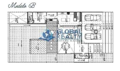 casa en venta, privada ubicada en temozón norte. cv-4866