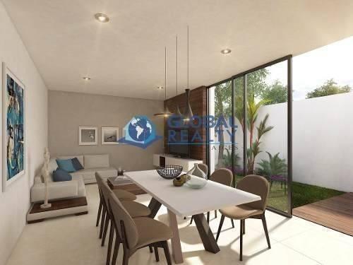 casa en venta, privada, zona tecnológico de mérida. cv-4463