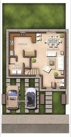casa en venta reserva del parque, chihuahua