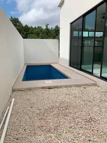 casa en venta residencial aqua cancun a estrenar!! c2751