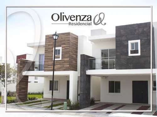 casa en venta residencial olivenza en la cd de pachuca