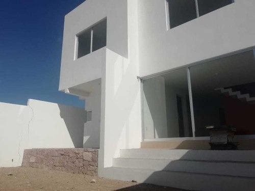 casa en venta residencial santa fe, corregidora, queretaro. rcv200121-jg