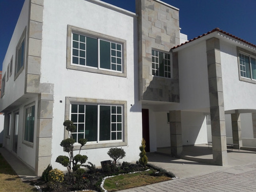 casa en venta residencial villas del bicentenario, metepec
