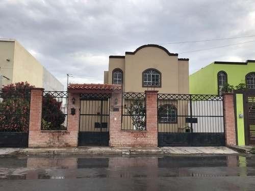 casa en venta, reynosa, vista hermosa, terreno excedente