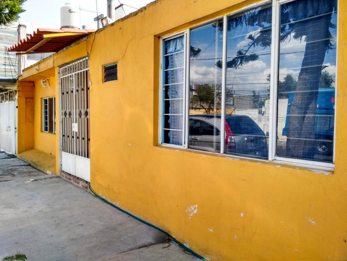 casa en venta  santa cecilia, tláhuac