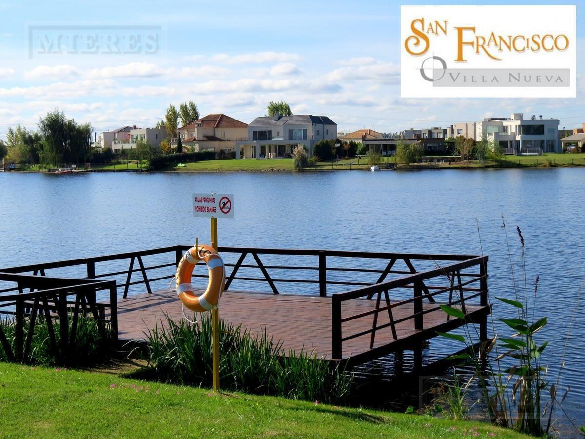 casa en venta sobre lote a la laguna en san francisco