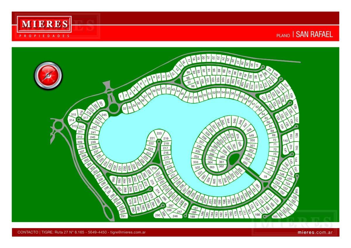 casa en venta sobre lote a la laguna en san rafael - villanueva