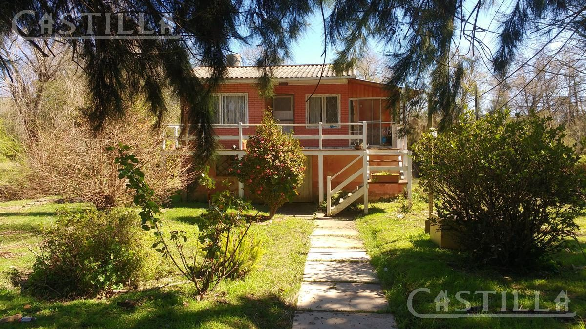 casa en venta sobre rio carapachay