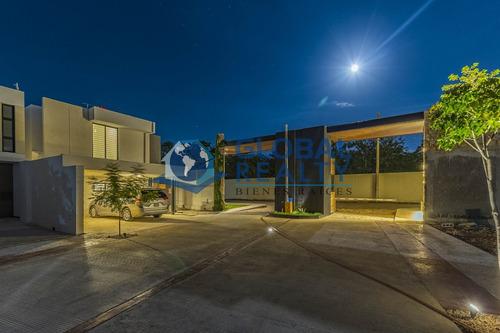 casa en venta, temozón norte, zona cabo norte. cv-4223