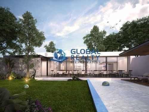 casa en venta, temozón. privada al norte de mérida. cv-4734