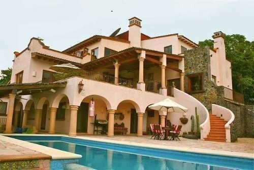 casa en venta tepoztlán con hermosa vista