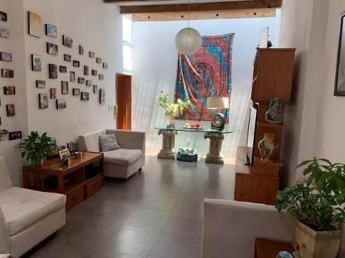 casa en venta tlalpan centro, una sola planta