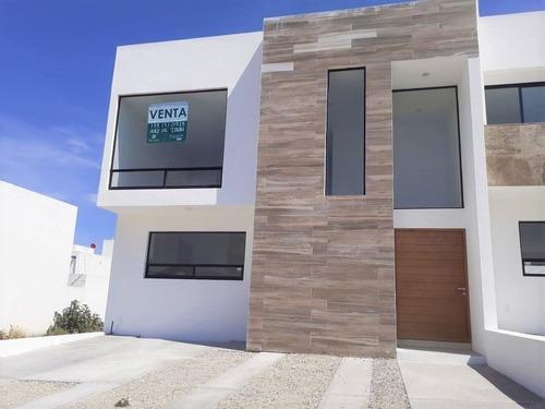 casa en venta totalmente nueva con roof garden