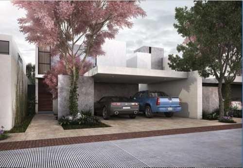 casa en venta ubicada en conkal modelo arborea 258!!!!!