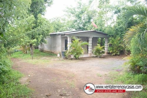 casa en venta ubicada en pacayita - masaya.