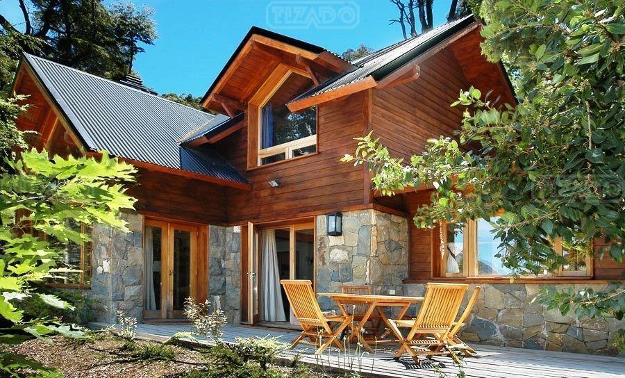 casa  en venta ubicado en arelauquen golf & cc, bariloche