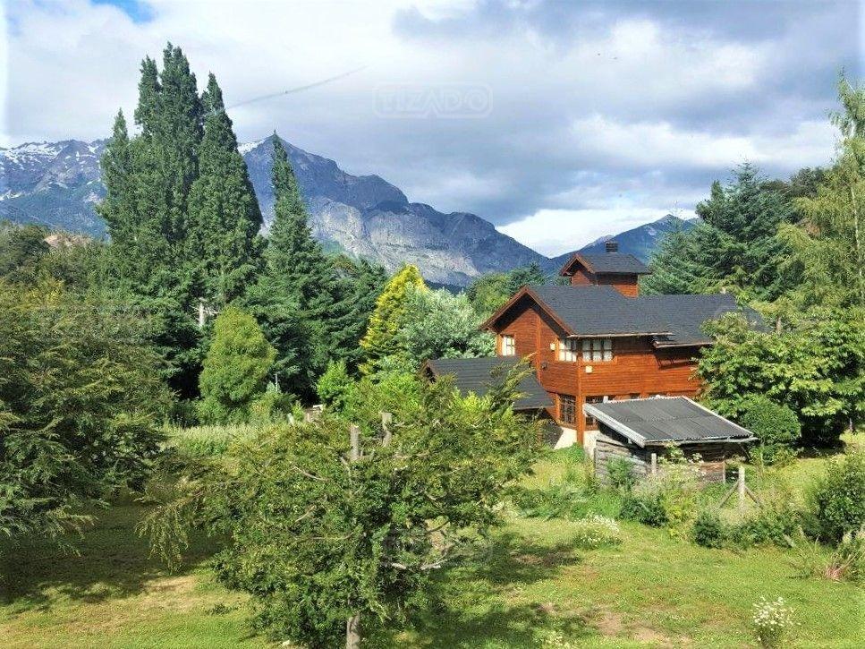 casa  en venta ubicado en parque lago moreno, bariloche
