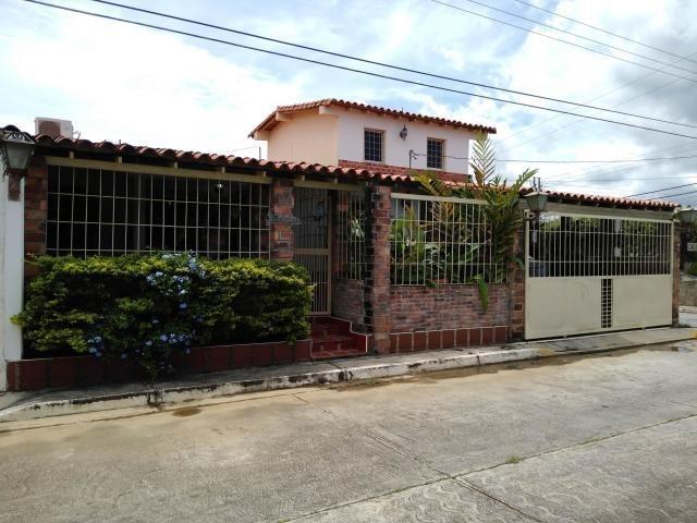 casa en venta venta cabudare 20-213 jm 04145717884
