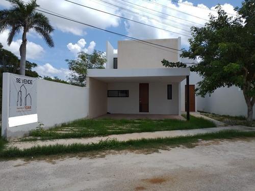 casa en venta viladiu, cholul (lote 1 esquina)