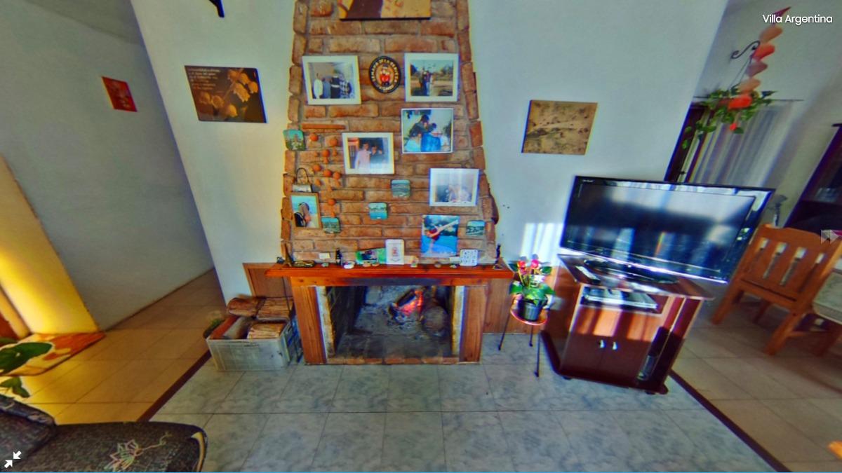 casa en venta villa argentina sur, 140.000 + traspaso deuda