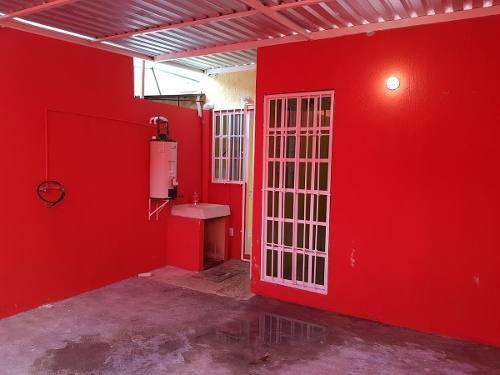 casa en venta - villas del caribe cancún