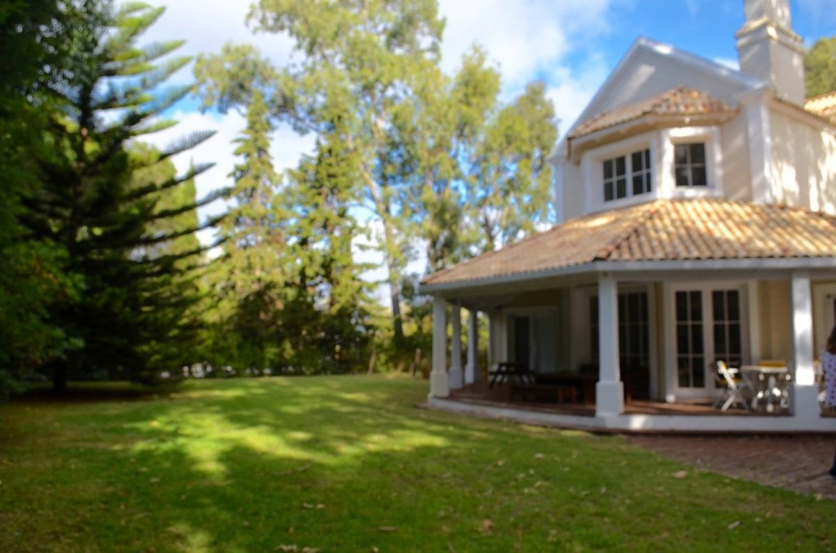 casa en venta y alquiler en club laguna blanca